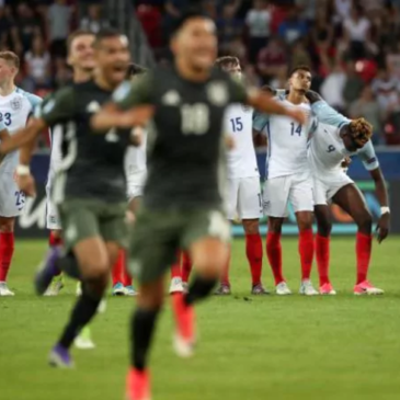 ENGLAND LOSE TO GERMANY ON PENALTIES–NOW THERE'S A SURPRISE.
